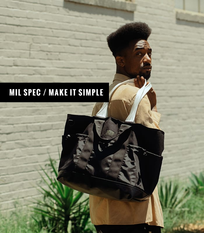 MIL-SPEC / MAKE IT SIMPLE