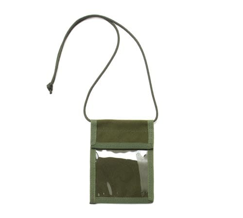 ID Passport Case - Olive Drab