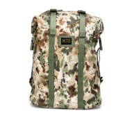 Roll Up Backpack - Covert Woodland