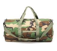 Training Drum Bag Medium - Woodland Camo